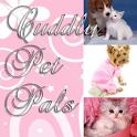 Cuddly Pet Pals! logo