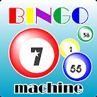 Bingo machine icon