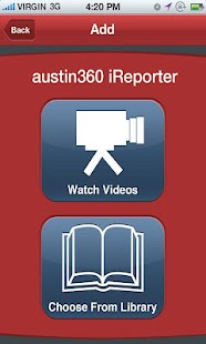 Statesman 360 iReporter - screenshot thumbnail
