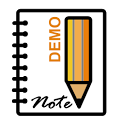 Handwriting Notes DEMO icon