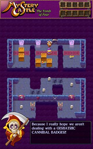 Mystery Castle HD