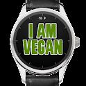 Vegan Wear Watch Face