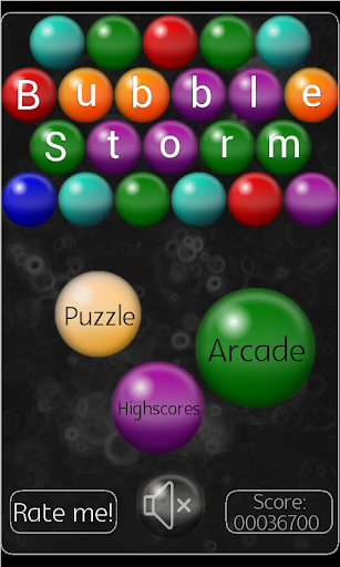 Bubble Storm Shooter