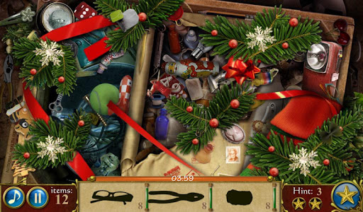 Hidden Object Xmas Mysteries