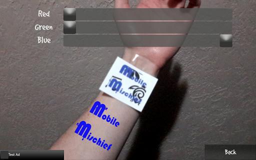 玩個人化App|Tattoo Visualizer免費|APP試玩
