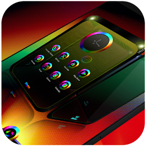 Prismatic Next Launcher Theme 個人化 LOGO-玩APPs