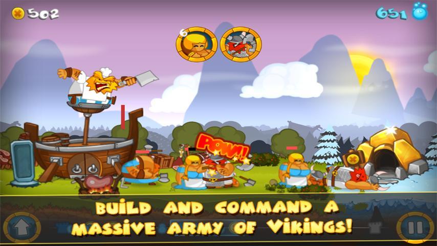 Swords and Soldiers screenshot #1
