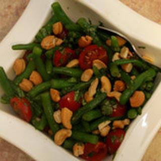 Thai-Style Green Bean and Tomato Salad