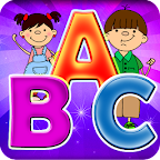 Kids Learning Alphabets Number