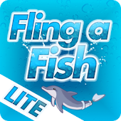 Dolphin Tale Fling a Fish LITE