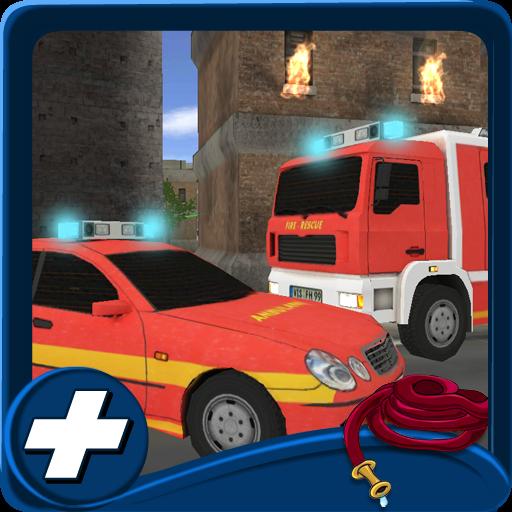 賽車遊戲App 消防署長の犯罪捜査 LOGO-3C達人阿輝的APP