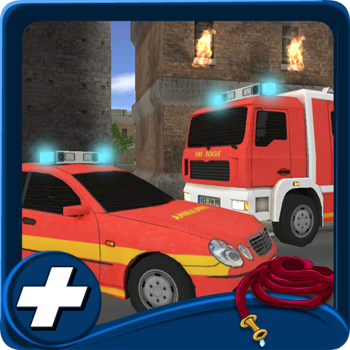 赛车游戏の消防署長の犯罪捜査 LOGO-記事Game
