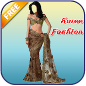 Saree Fashion แต่งรูปชุดส่าหรี