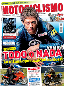 Revista Motociclismo screenshot 0