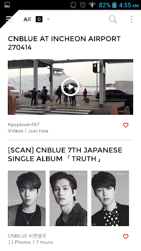 CNBlue KPOP Club