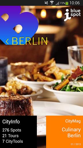 bluespot Berlin City Guide