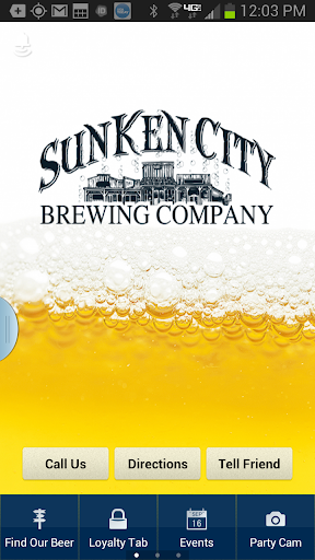 Sunken City Brewery
