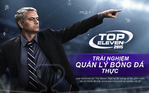 Top Eleven - Quản lý bóng đá 1