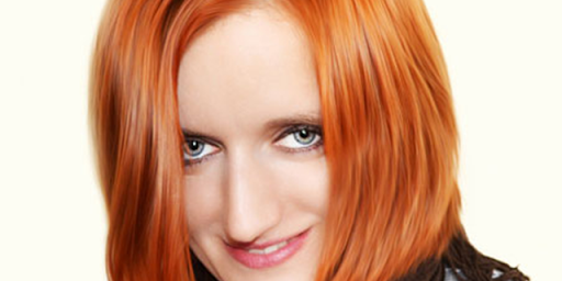 Changing hair color tips