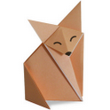 Interesting Paper Folding icon