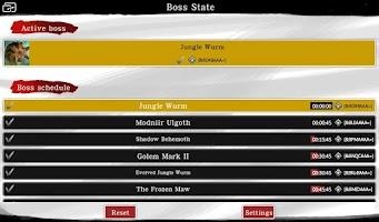 Screenshot of GW2 World Boss Tea Time