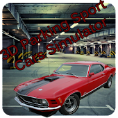 3D Parking Sport Car Simulator