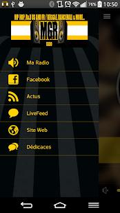 MGR RADIO Screenshot 2