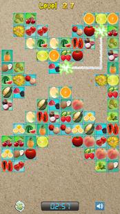 玩免費休閒APP|下載水果连连看(经典\新鲜\刺激的水果消除游戏) app不用錢|硬是要APP