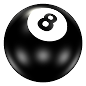 Talking Magic 8-Ball