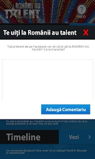 Romanii Au Talent - screenshot thumbnail