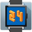 Pixel Art Clock icon