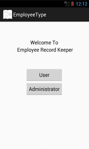 Employee Time Keeper