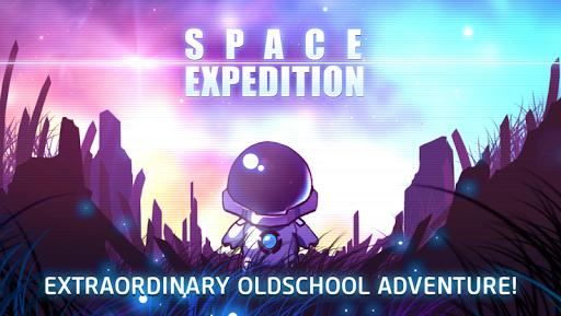 لعبة Space Expedition v1.0.2 لجوالات الاندرويد