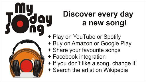 My today song premium