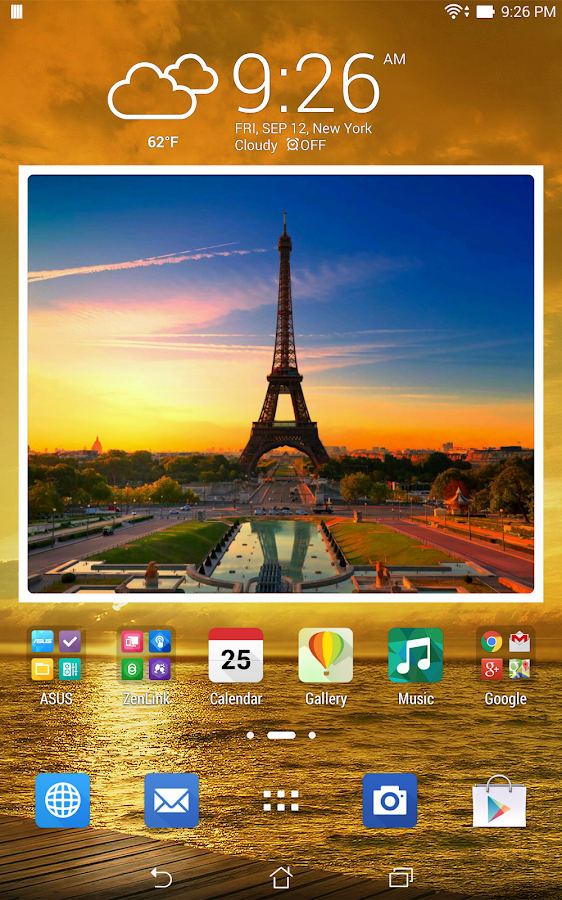 Animated Photo Widget- screenshot