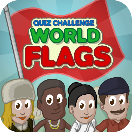 Quiz Challenge: World Flags 益智 App Store-愛順發玩APP