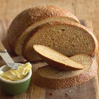 Beer Rye Bread.