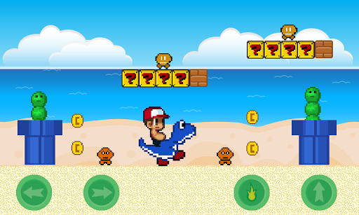 【免費動作App】Super Jario-APP點子