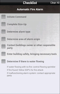 FireFighter Pocketbook Lite - screenshot thumbnail