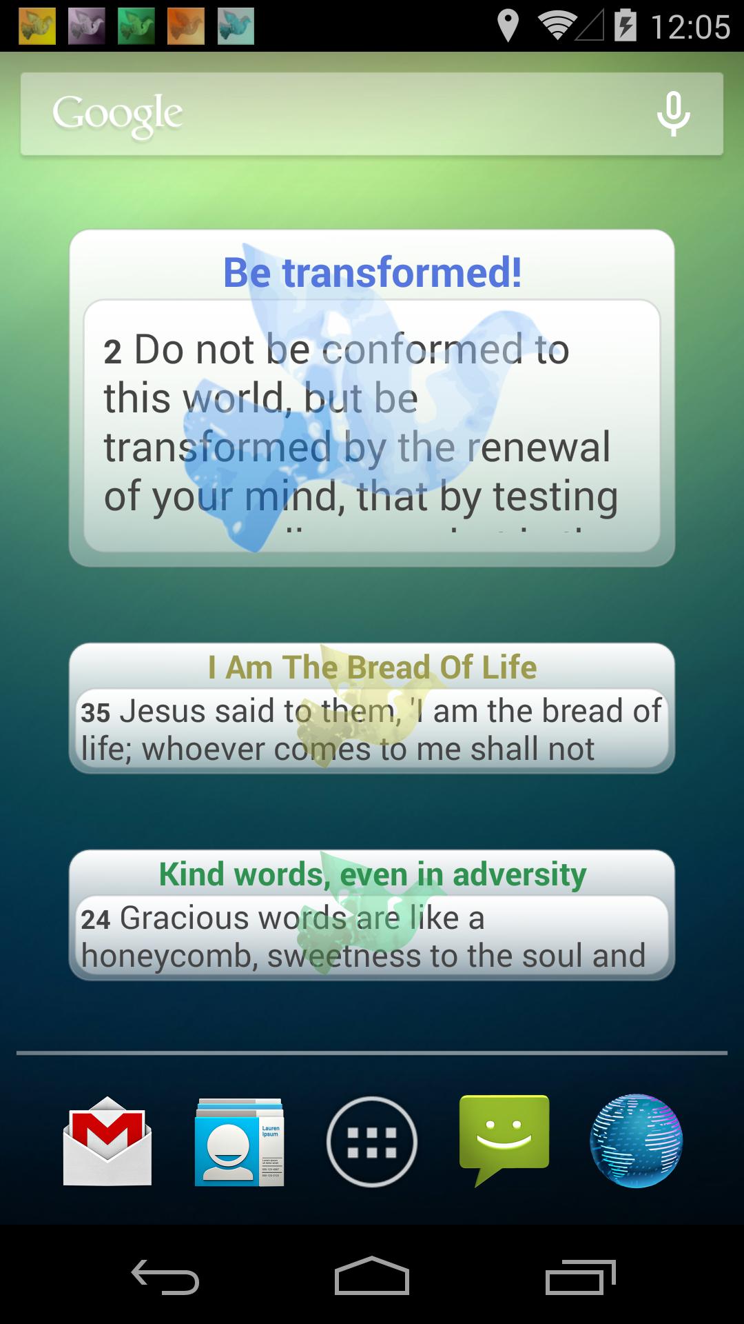 Prayers & Blessings Daily screenshot #2