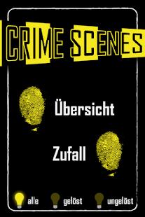Crime Scenes Pro