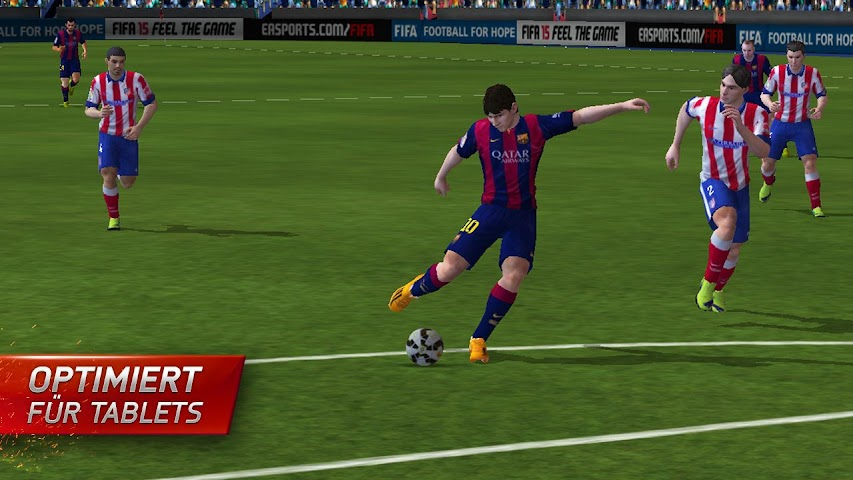 android FIFA 15 Ultimate Team Screenshot 2