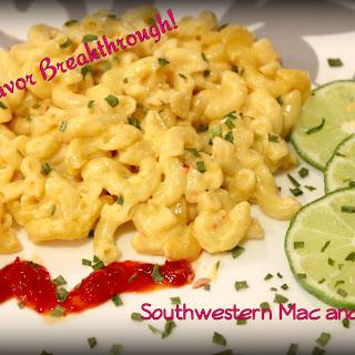 Southwestern Mac N Cheese