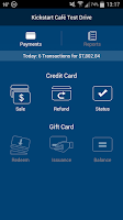 Screenshot of Chase Mobile Checkout
