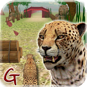 Animal Run :Cheetah 3D