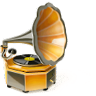 Positive Gold Radio icon