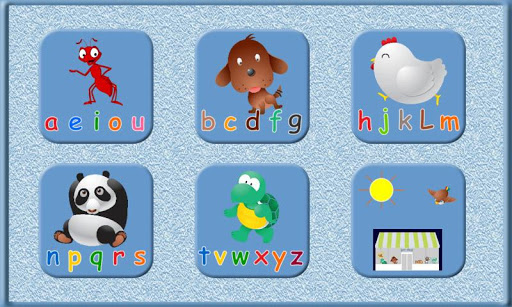 Animals abc Game for Kids