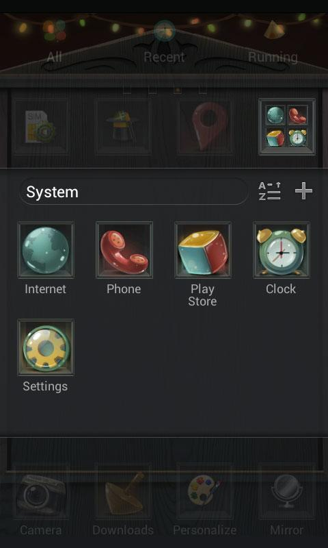 Cabinet GO Reward Theme - screenshot