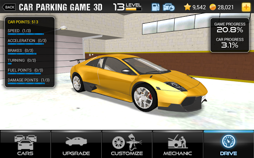 Car Parking Game 3D - Real City Driving Challenge 1.01.084 screenshots 8