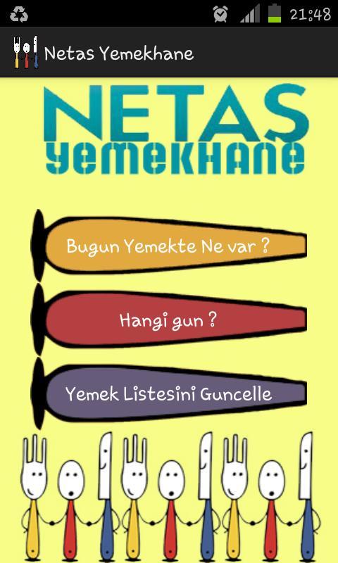 Netas Yemekhane- screenshot